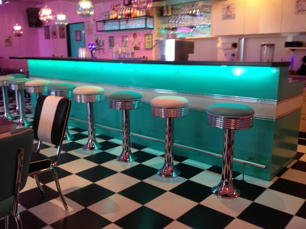 route 66 store belair bar stuhl bs27cb. Black Bedroom Furniture Sets. Home Design Ideas