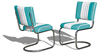 BelAir Diner Chair CO27